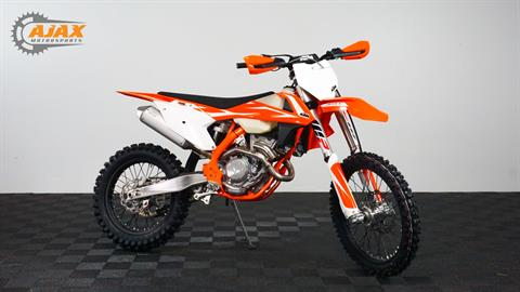 2018 KTM 350 XC-F in Oklahoma City, Oklahoma