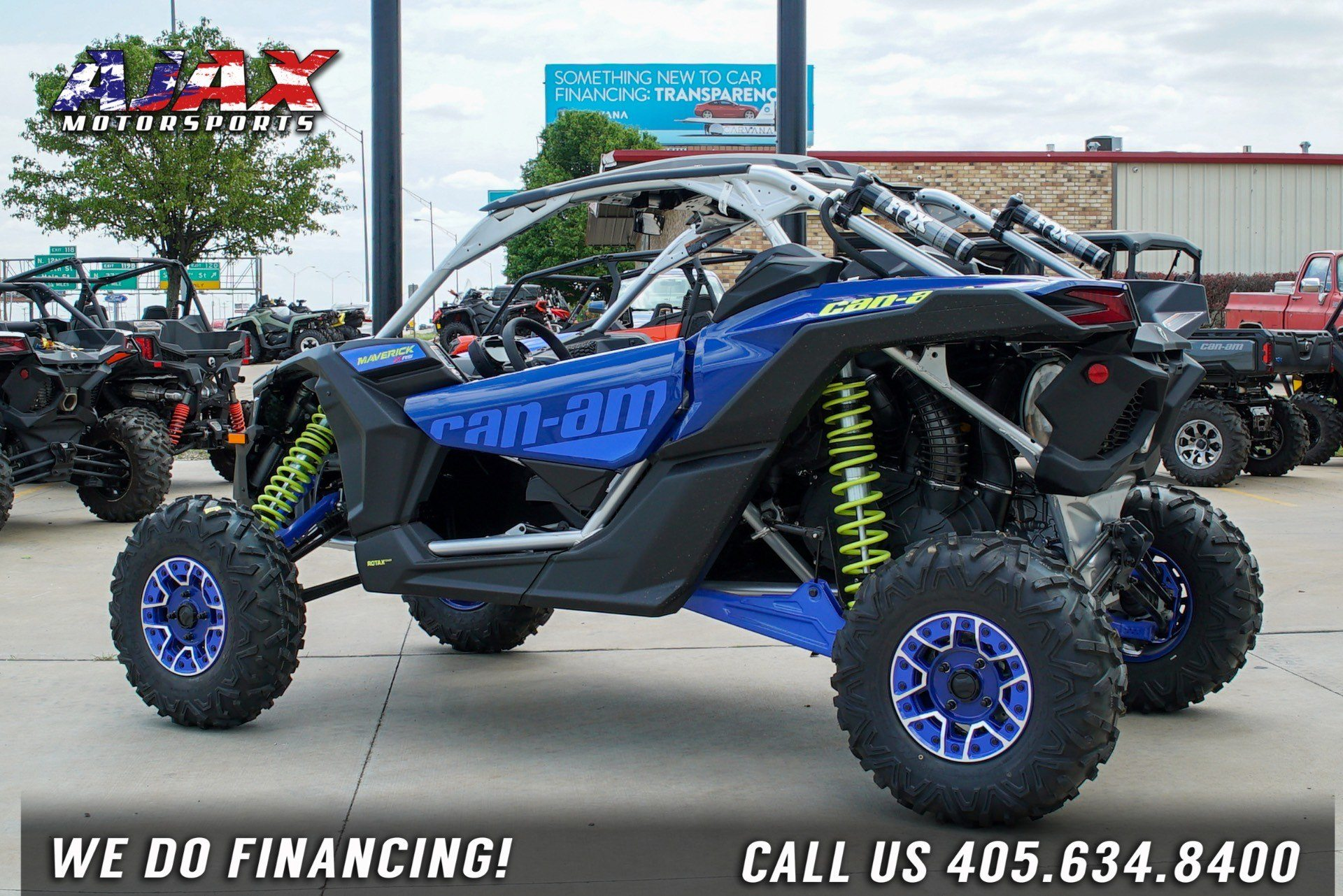 2020 Can-Am Maverick X3 X RS Turbo RR in Oklahoma City, Oklahoma - Photo 12
