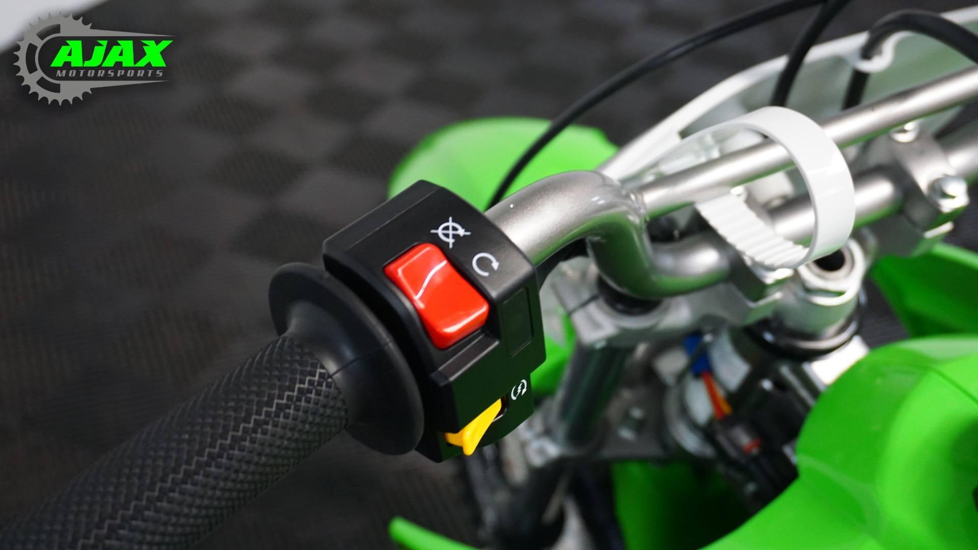 2018 Kawasaki KLX 110 3