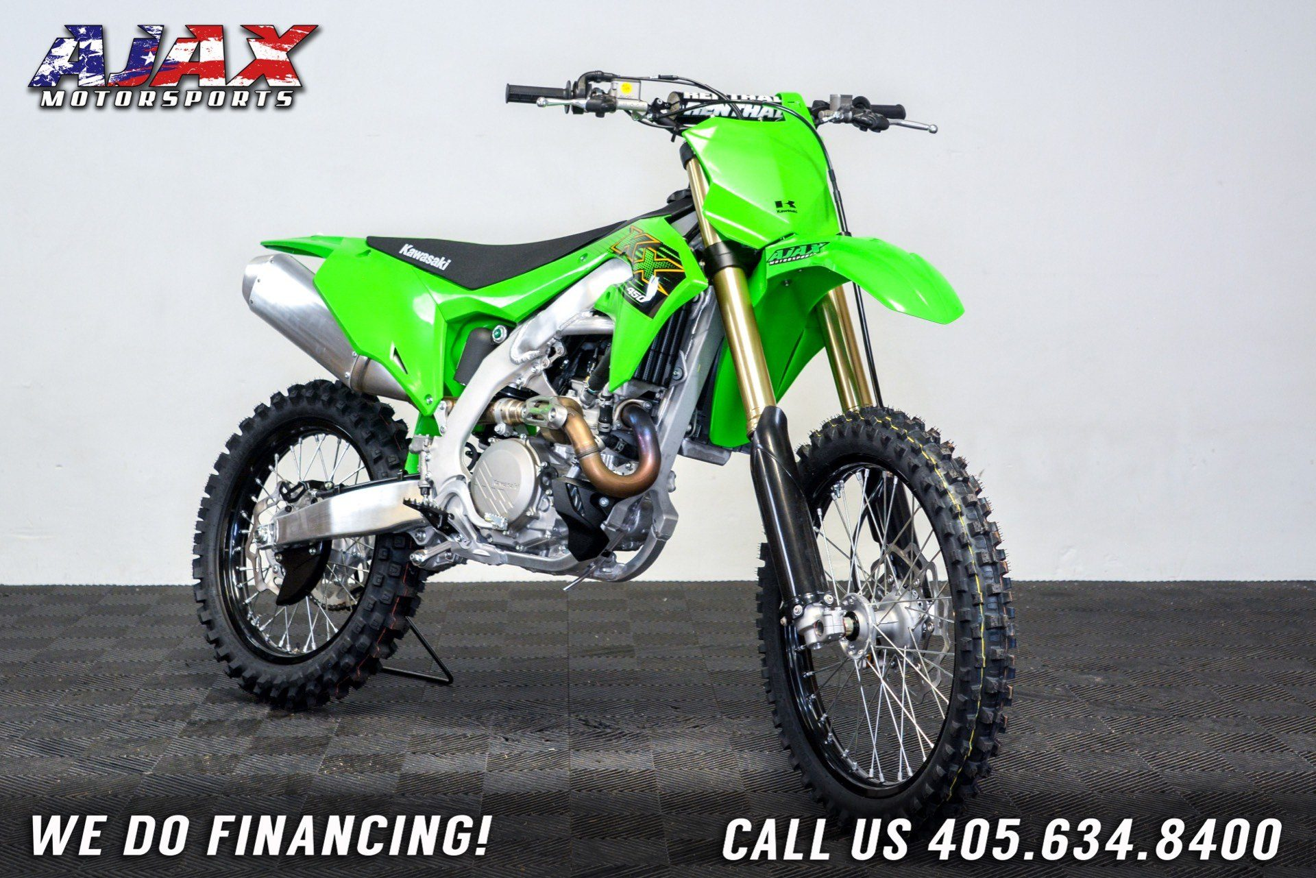 2020 Kawasaki KX 450 in Oklahoma City, Oklahoma - Photo 1