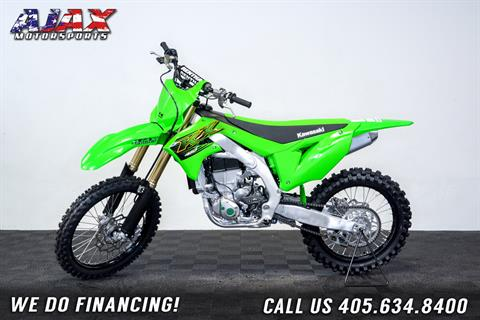2020 Kawasaki KX 450 in Oklahoma City, Oklahoma - Photo 6