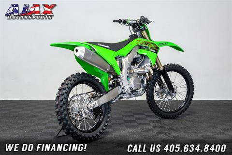 2020 Kawasaki KX 450 in Oklahoma City, Oklahoma - Photo 7