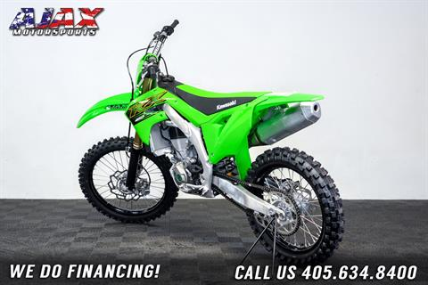 2020 Kawasaki KX 450 in Oklahoma City, Oklahoma - Photo 8