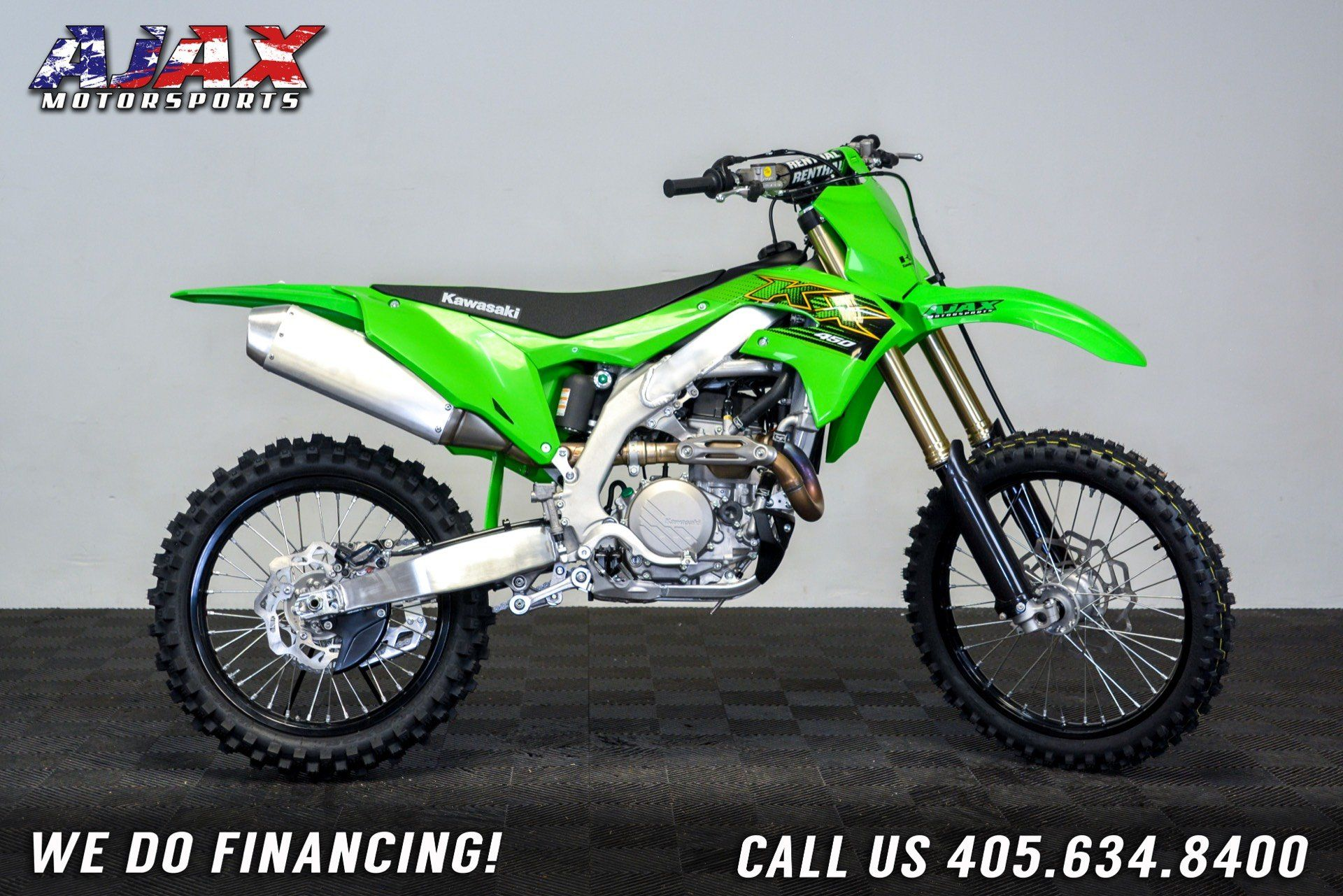 2020 Kawasaki KX 450 in Oklahoma City, Oklahoma - Photo 9