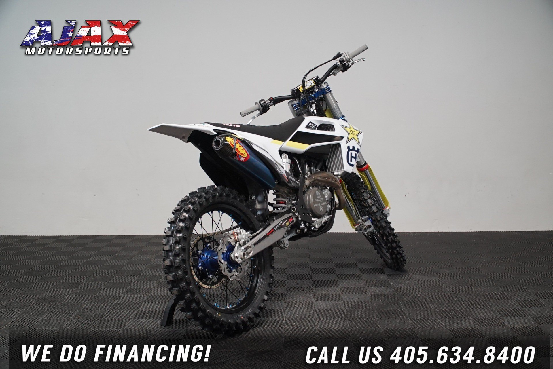 2020 Husqvarna FC 450 Rockstar Edition in Oklahoma City, Oklahoma - Photo 4