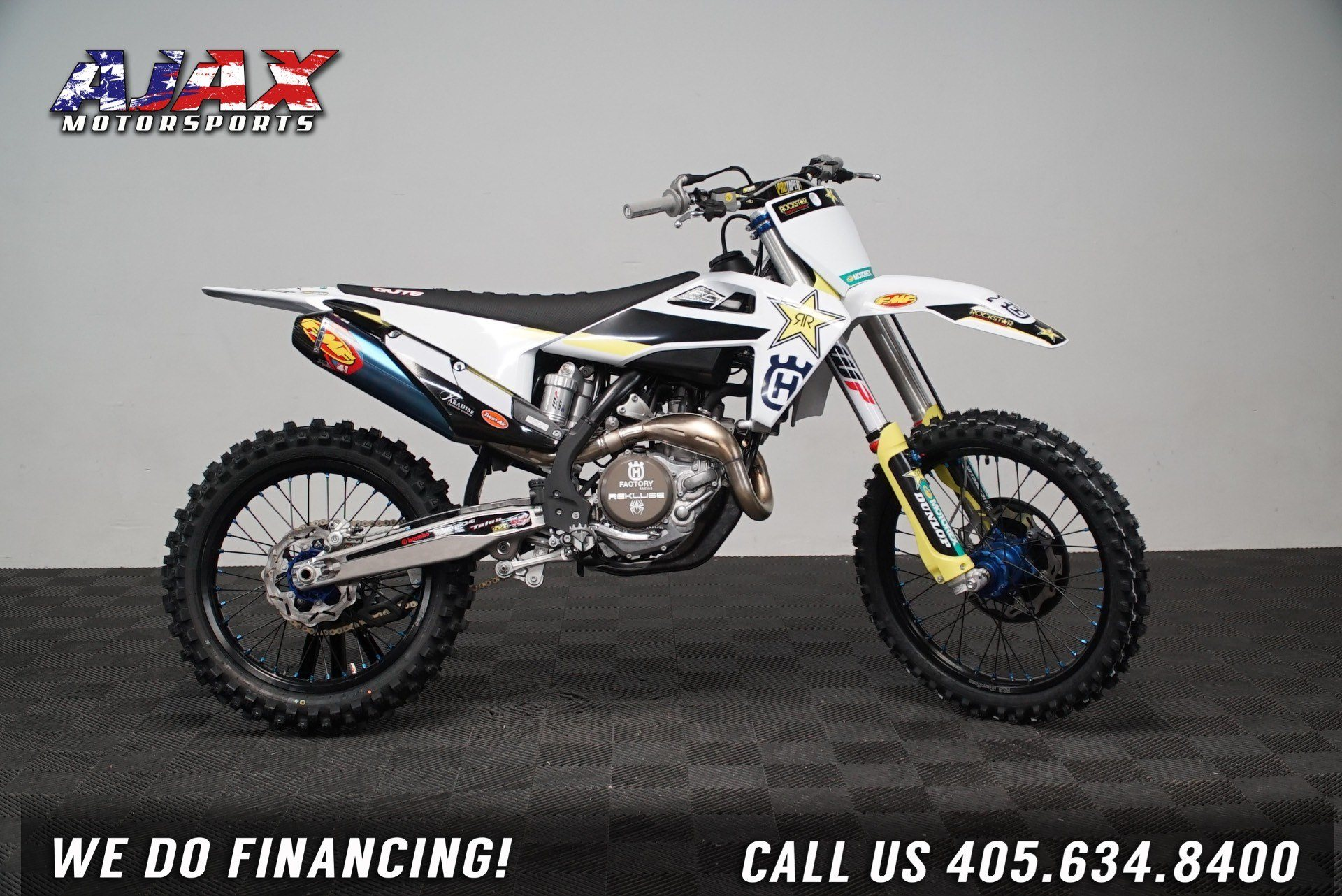 2020 Husqvarna FC 450 Rockstar Edition in Oklahoma City, Oklahoma - Photo 1