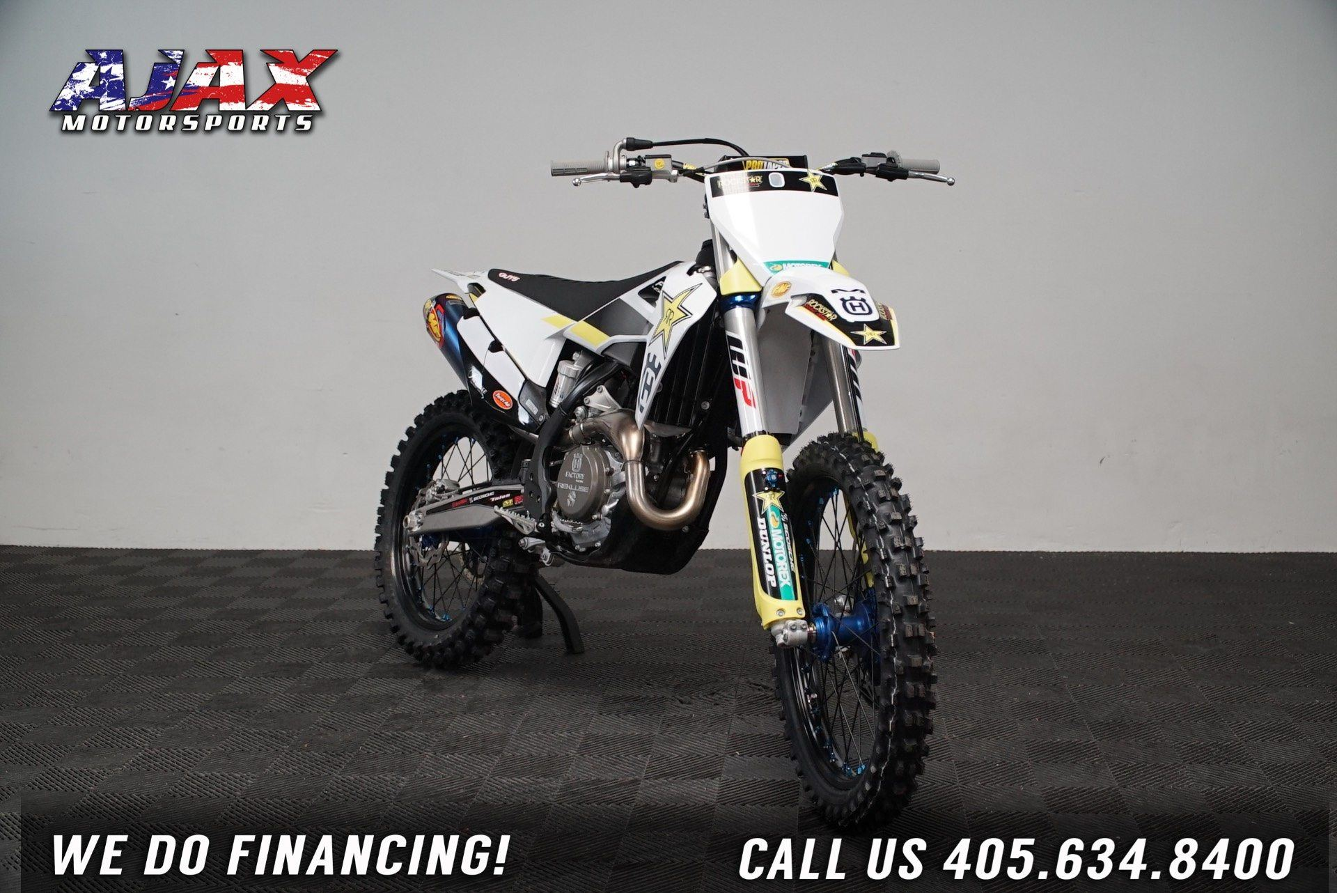2020 Husqvarna FC 450 Rockstar Edition in Oklahoma City, Oklahoma - Photo 5