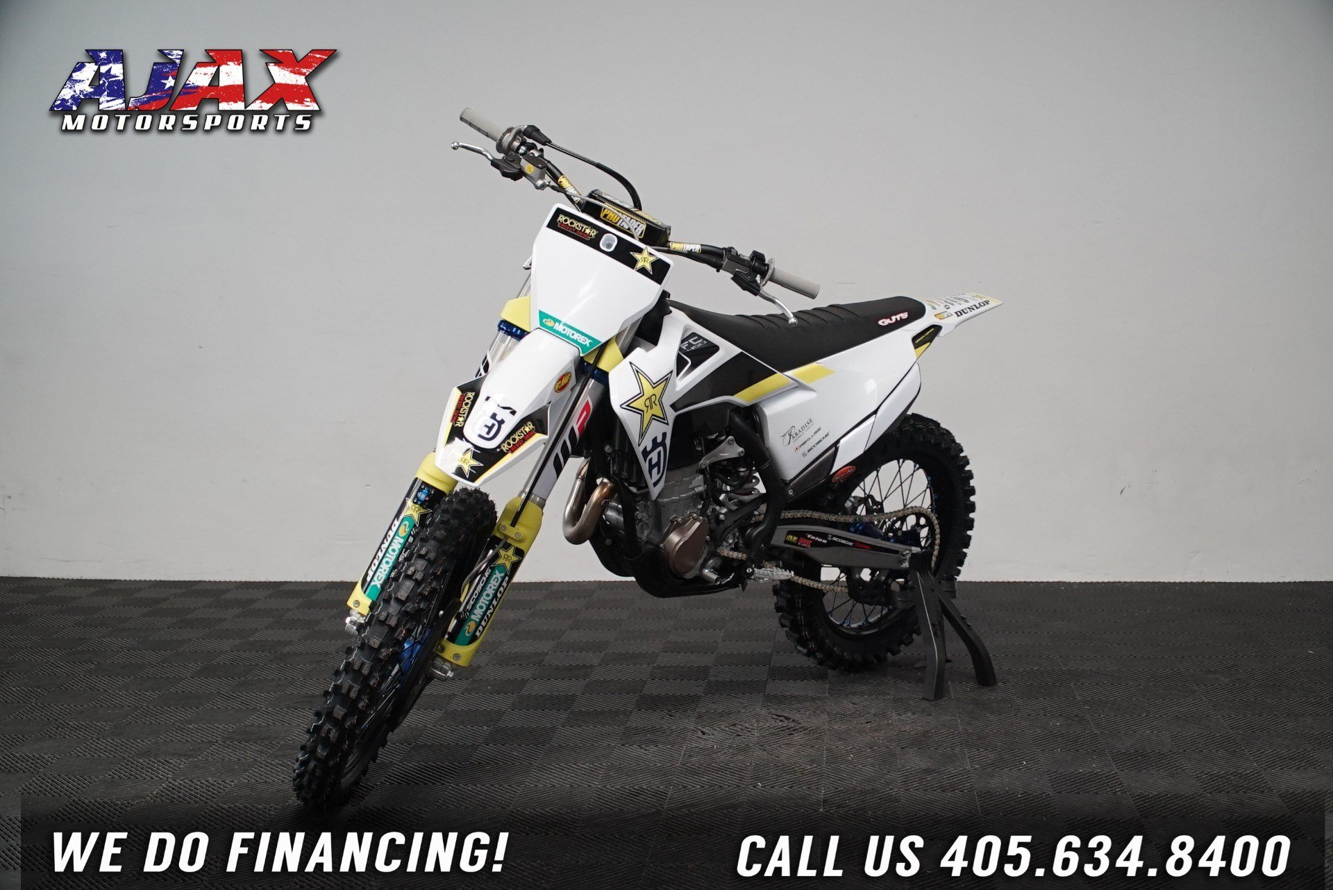 2020 Husqvarna FC 450 Rockstar Edition in Oklahoma City, Oklahoma - Photo 6