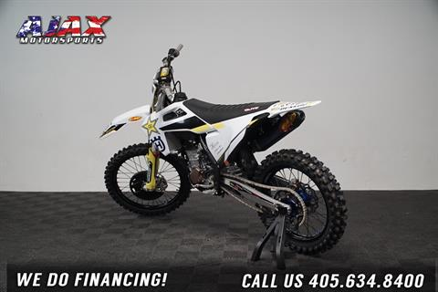 2020 Husqvarna FC 450 Rockstar Edition in Oklahoma City, Oklahoma - Photo 7