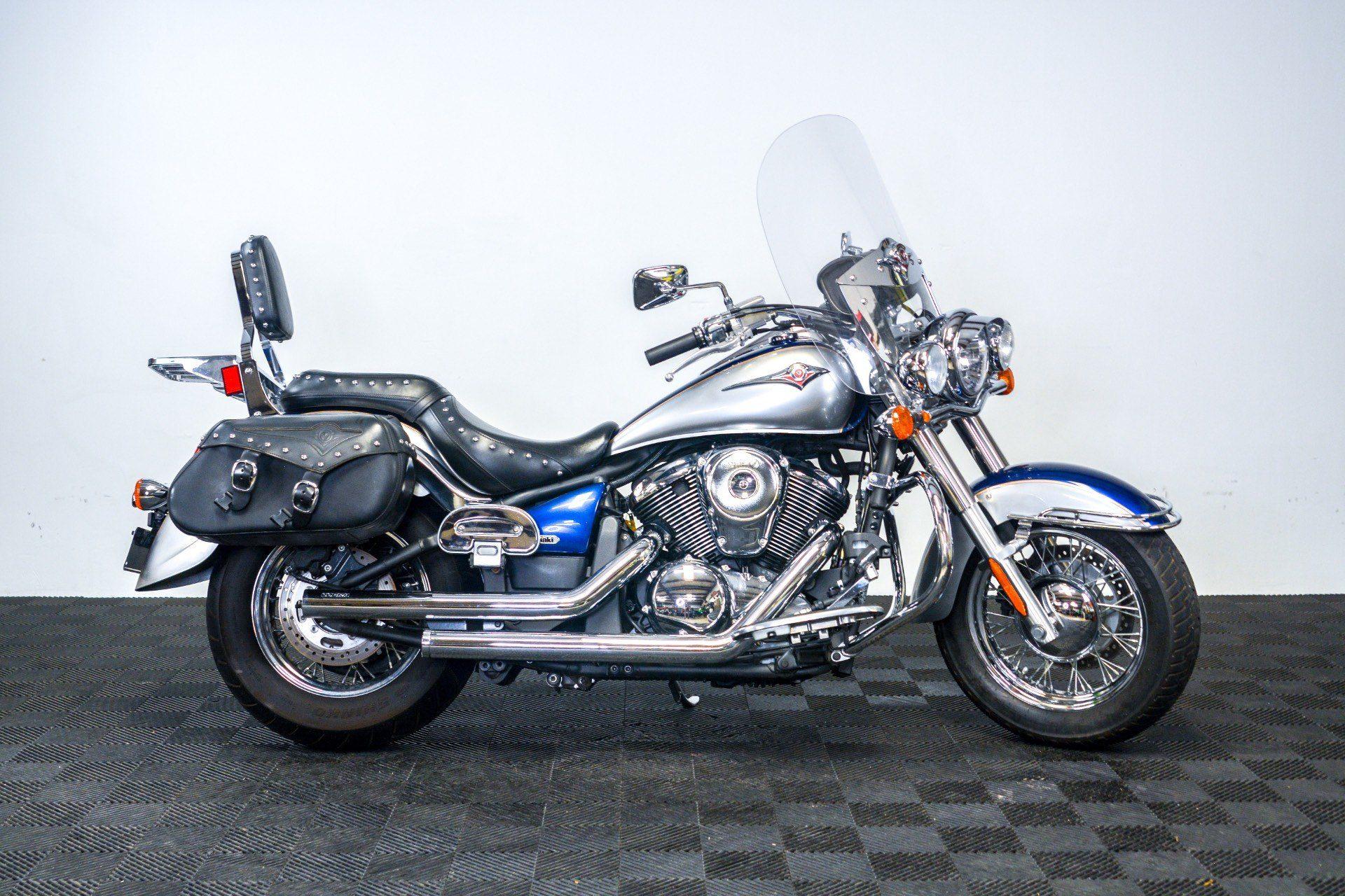 Used 2008 Kawasaki Vulcan® 900 Classic LT Motorcycles in Oklahoma ...