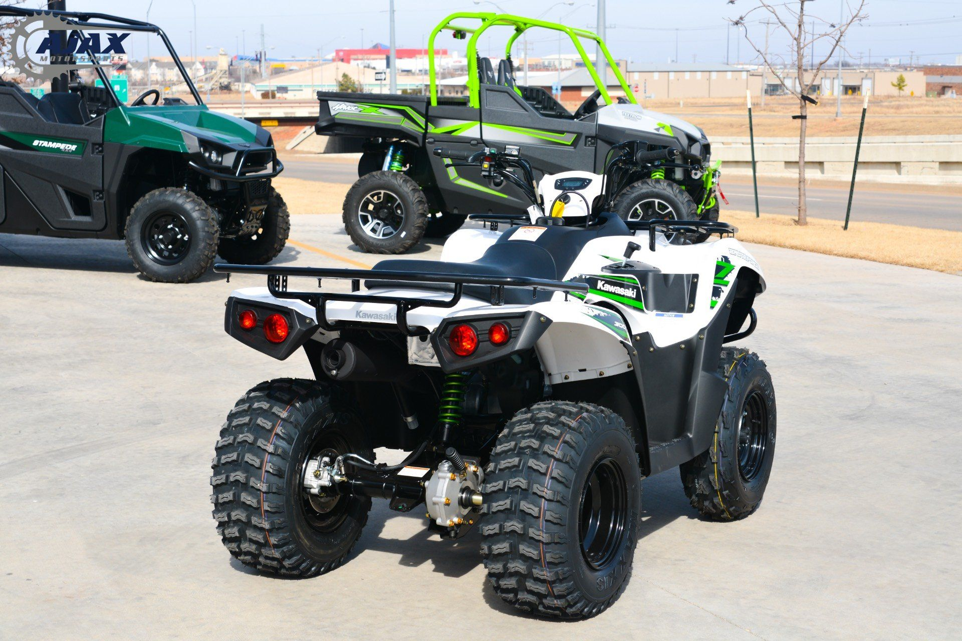 2018 Kawasaki Brute Force 300 in Oklahoma City, Oklahoma