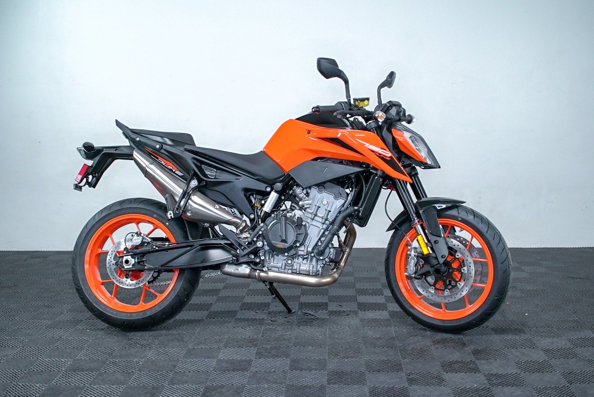 2020 KTM 790 Duke in Oklahoma City, Oklahoma - Photo 3