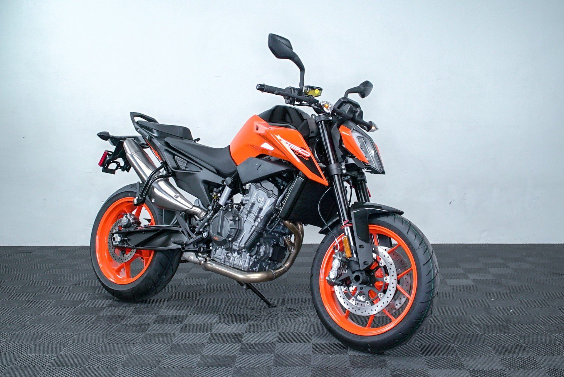 2020 KTM 790 Duke in Oklahoma City, Oklahoma - Photo 4