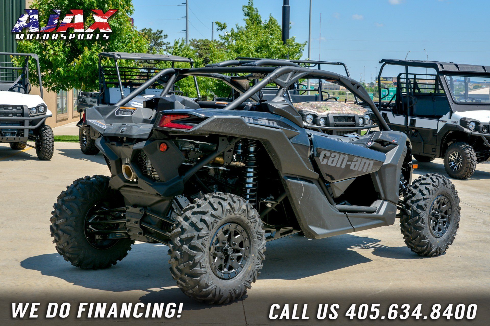 2019 Can-Am Maverick X3 X ds Turbo R in Oklahoma City, Oklahoma - Photo 5