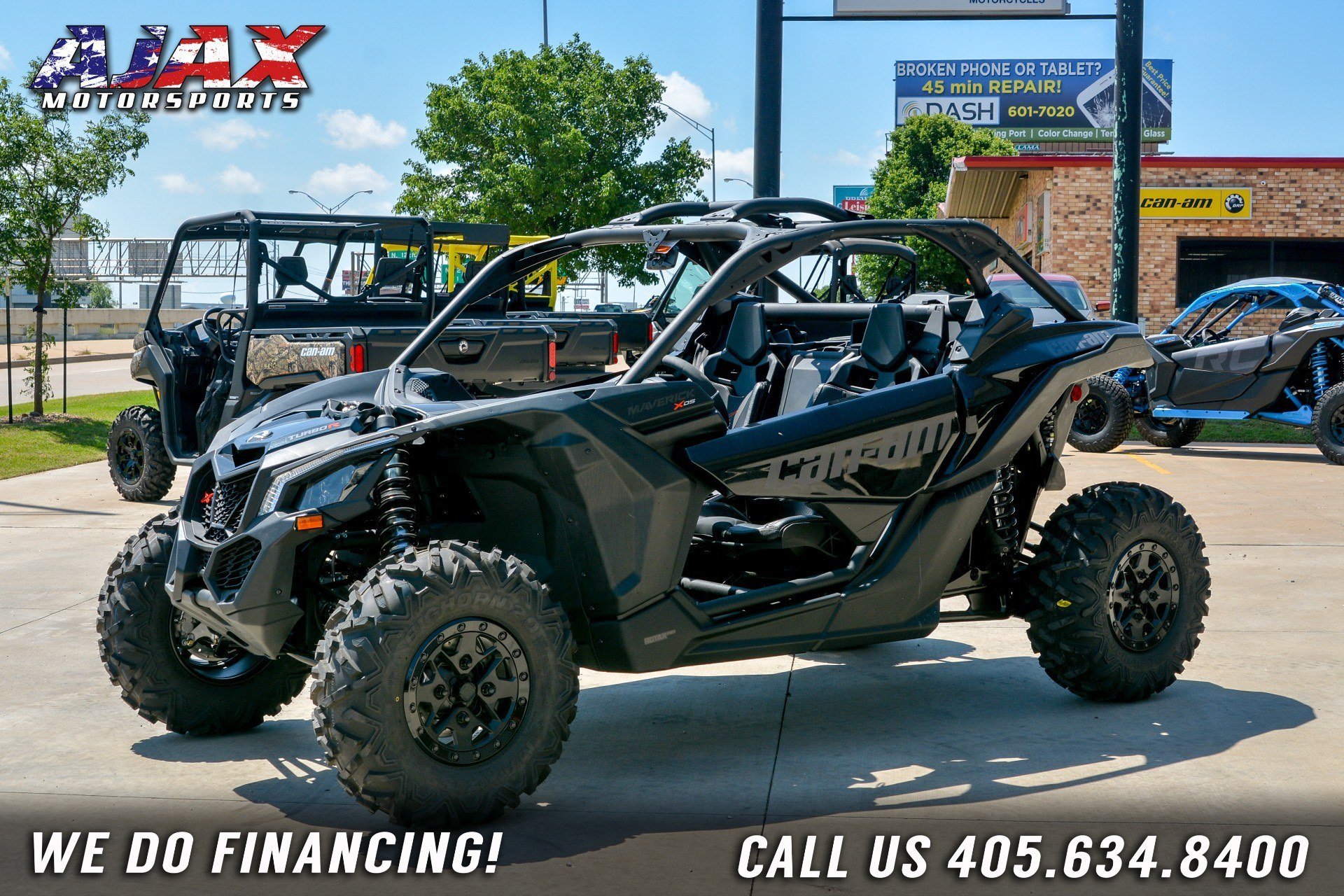 2019 Can-Am Maverick X3 X ds Turbo R in Oklahoma City, Oklahoma - Photo 1