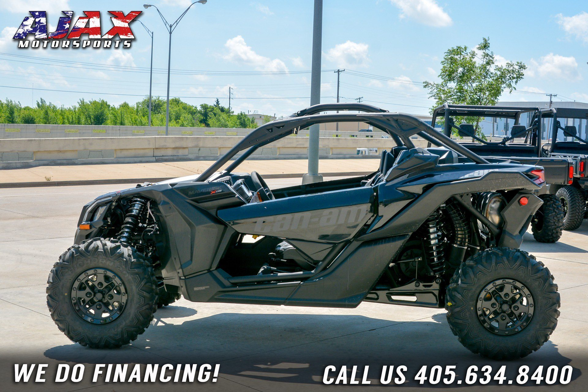 2019 Can-Am Maverick X3 X ds Turbo R in Oklahoma City, Oklahoma - Photo 8