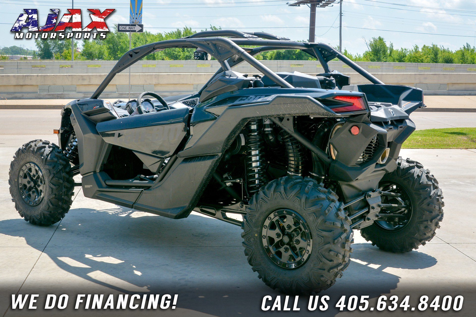 2019 Can-Am Maverick X3 X ds Turbo R in Oklahoma City, Oklahoma - Photo 9