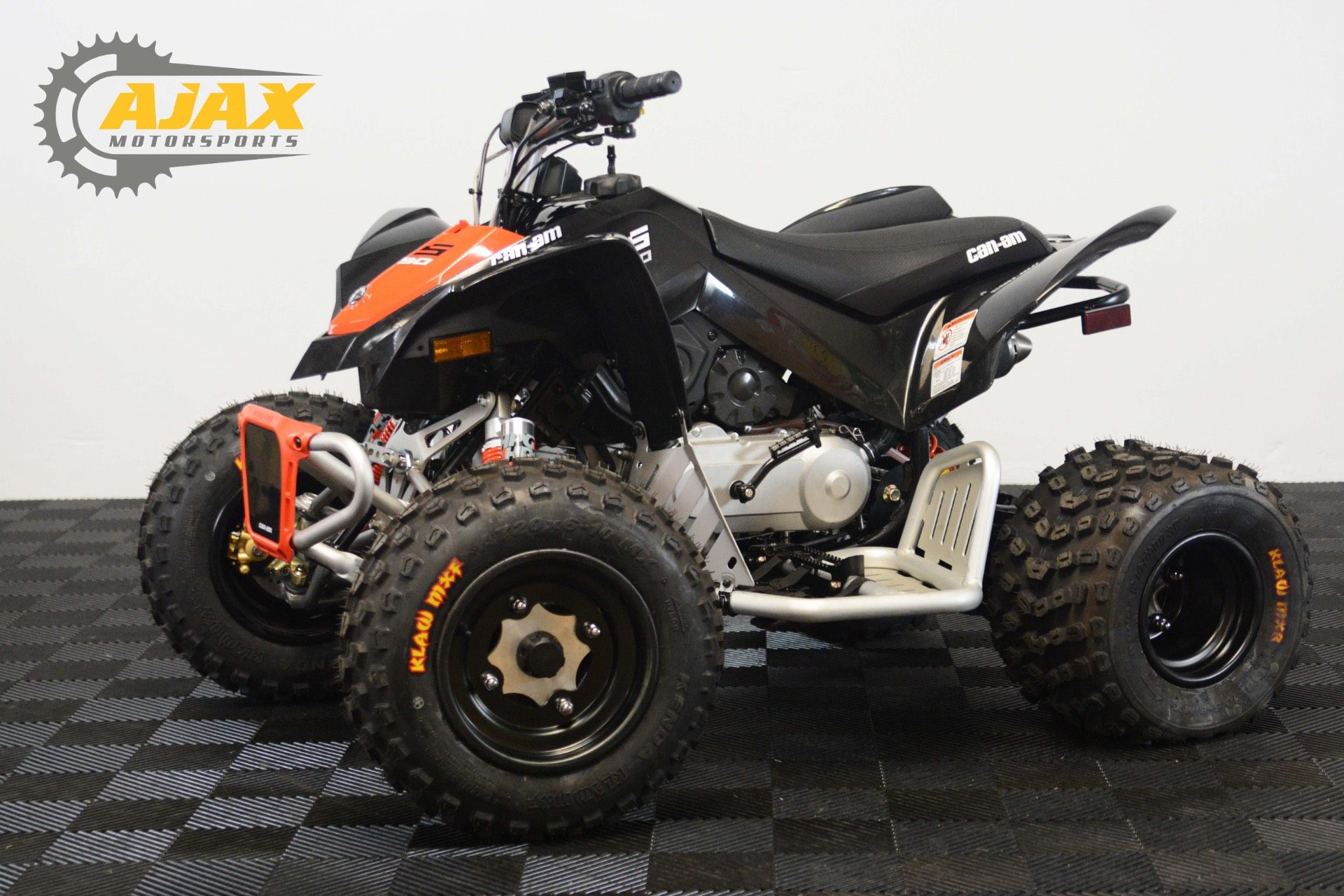 2018 Can-Am™ DS 90 X 3