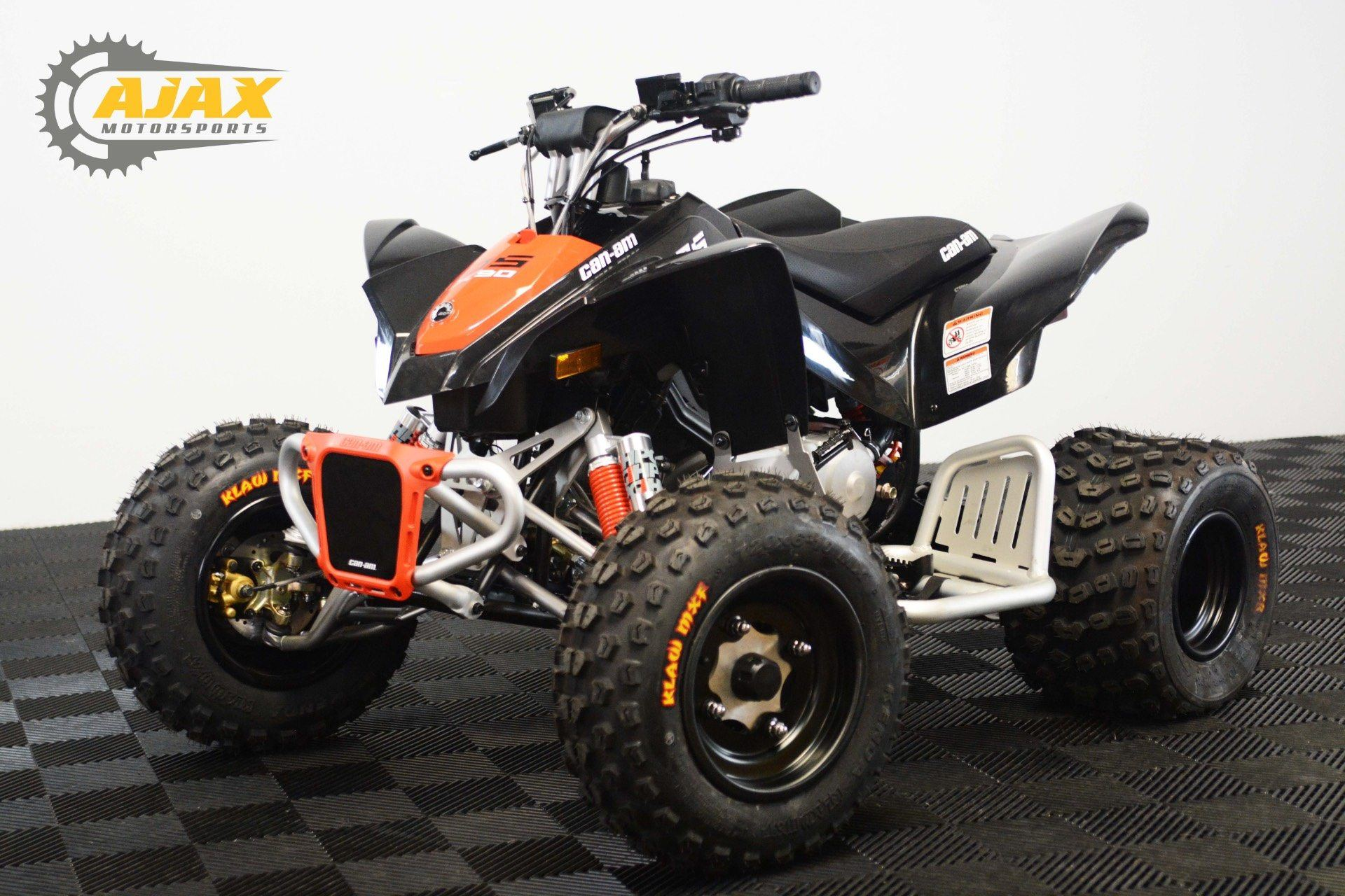 2018 Can-Am™ DS 90 X 1