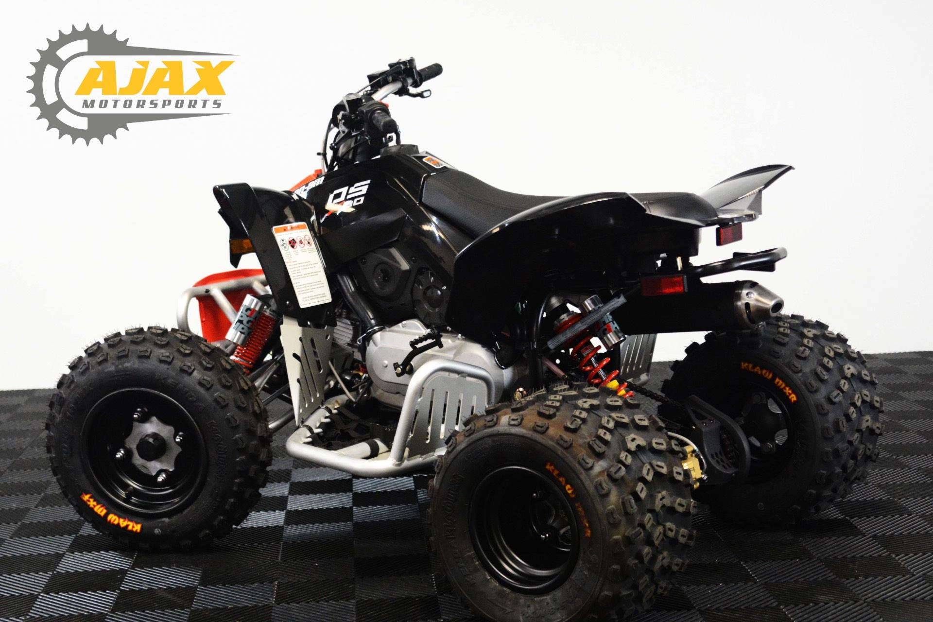 2018 Can-Am™ DS 90 X 4