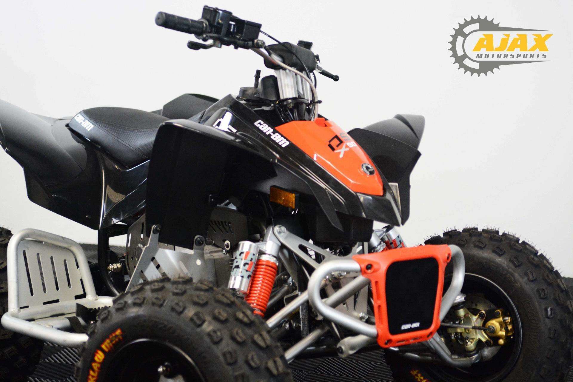 2018 Can-Am™ DS 90 X 5