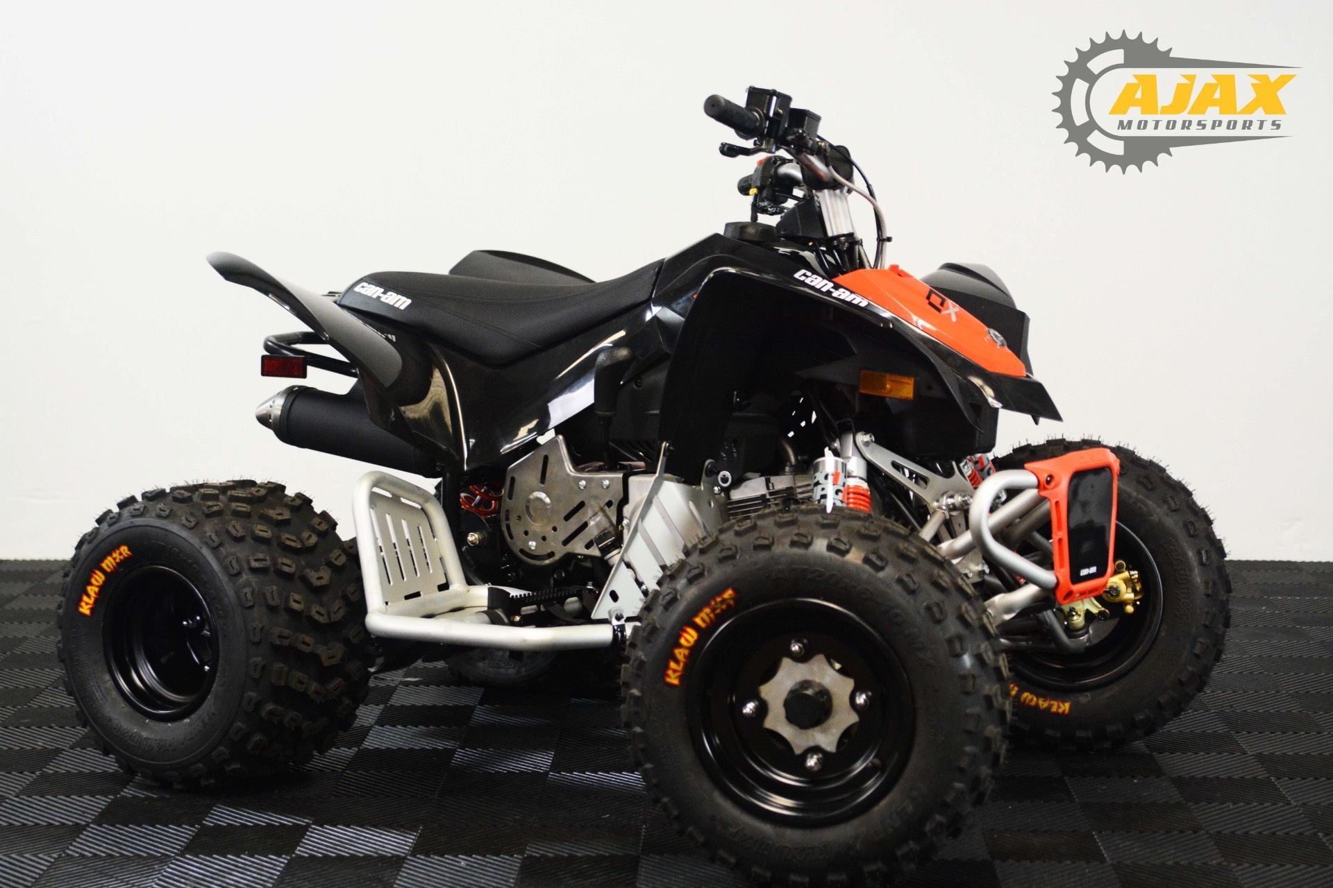 2018 Can-Am™ DS 90 X 6