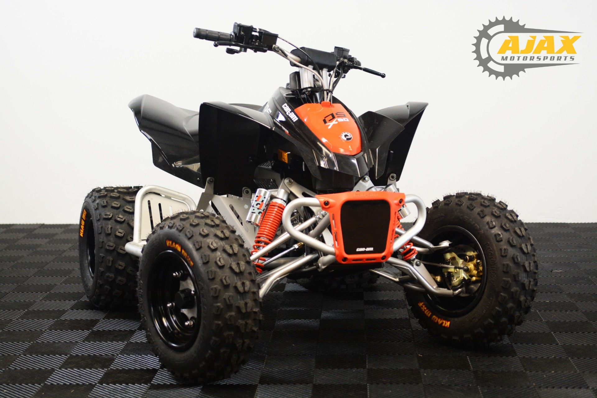 2018 Can-Am™ DS 90 X 7