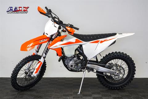 2019 KTM 250 XC-F in Oklahoma City, Oklahoma