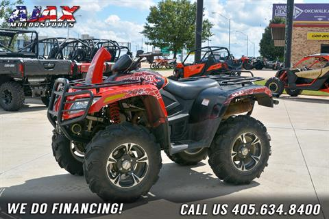 2014 Arctic Cat MudPro™ 700 Limited EPS in Oklahoma City, Oklahoma