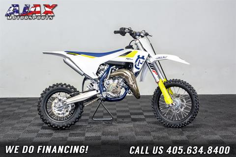 2019 Husqvarna TC 65 in Oklahoma City, Oklahoma - Photo 1