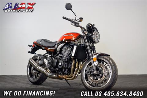 2019 Kawasaki Z900RS ABS in Oklahoma City, Oklahoma - Photo 8