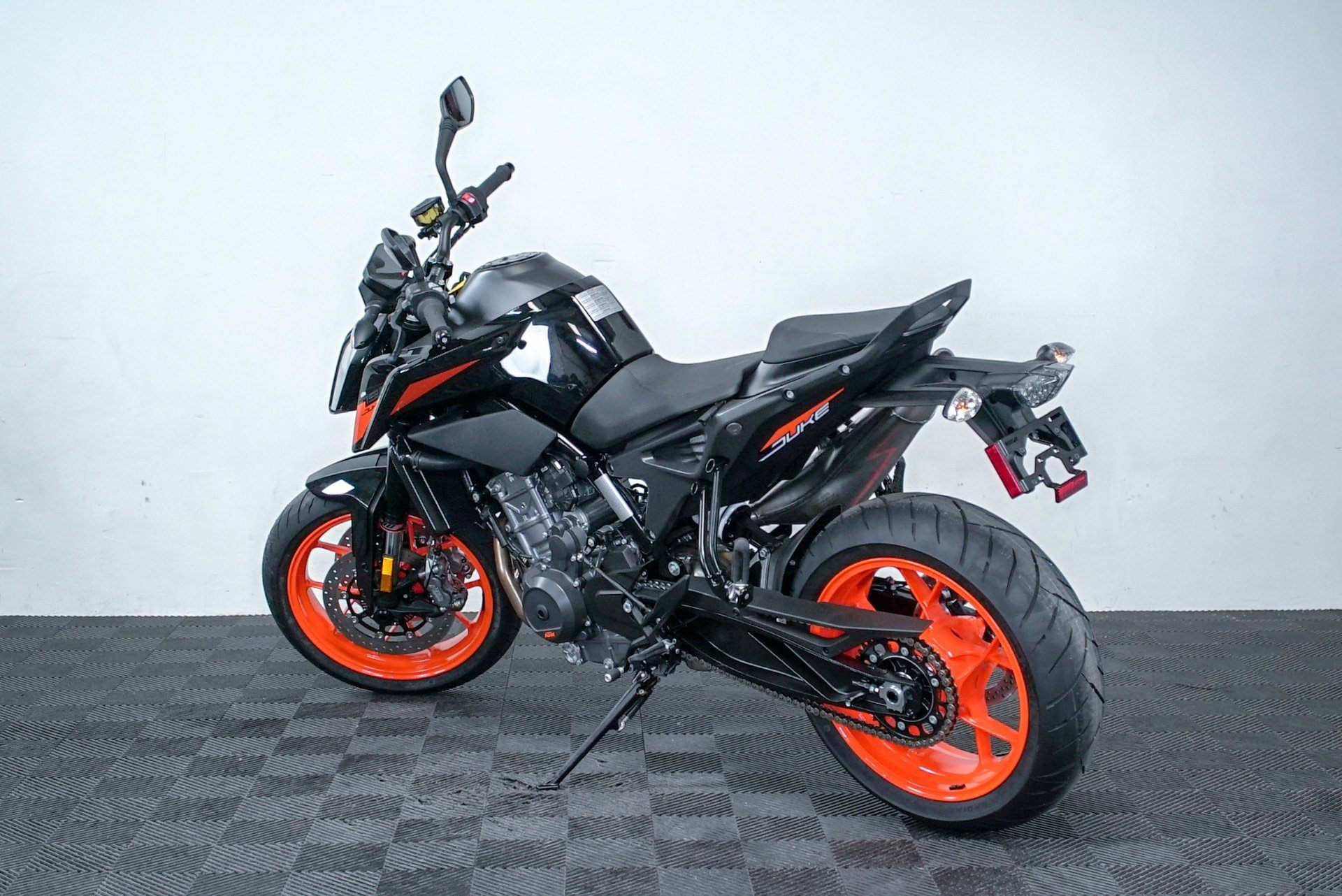 2020 KTM 790 Duke in Oklahoma City, Oklahoma - Photo 5