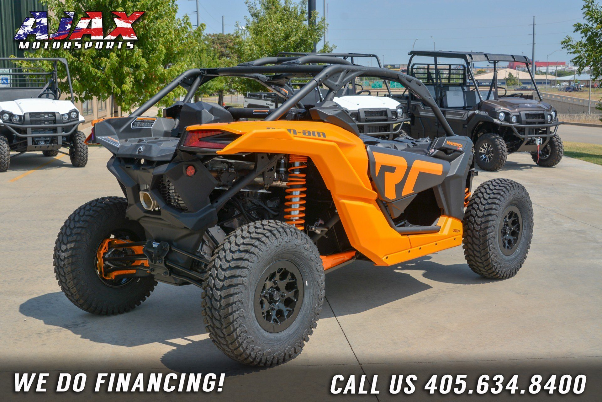 2020 Can-Am Maverick X3 X RC Turbo in Oklahoma City, Oklahoma - Photo 13