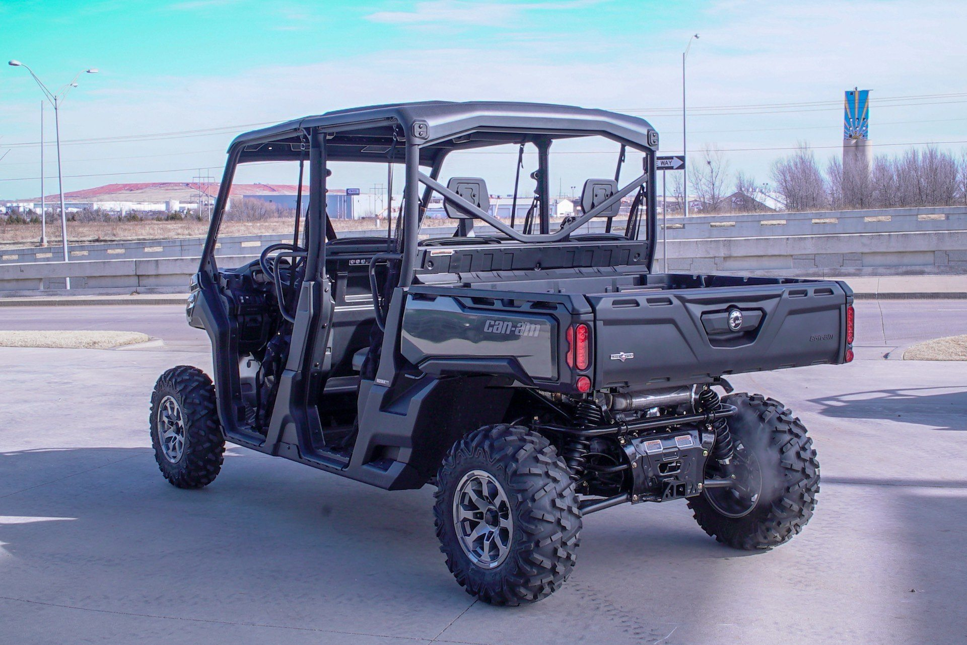 2020 Can-Am Defender MAX Lone Star HD10 in Oklahoma City, Oklahoma - Photo 4