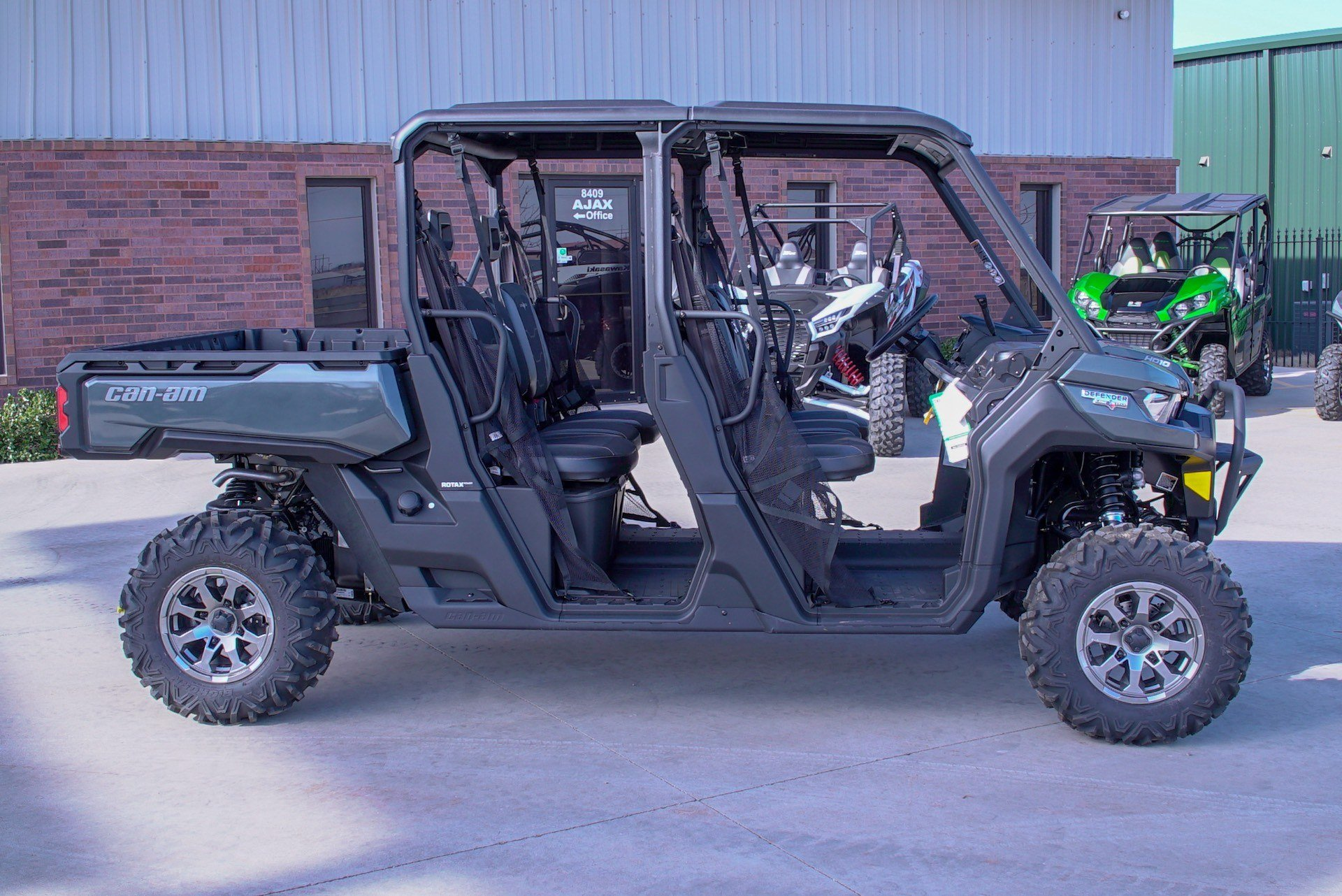 2020 Can-Am Defender MAX Lone Star HD10 in Oklahoma City, Oklahoma - Photo 8
