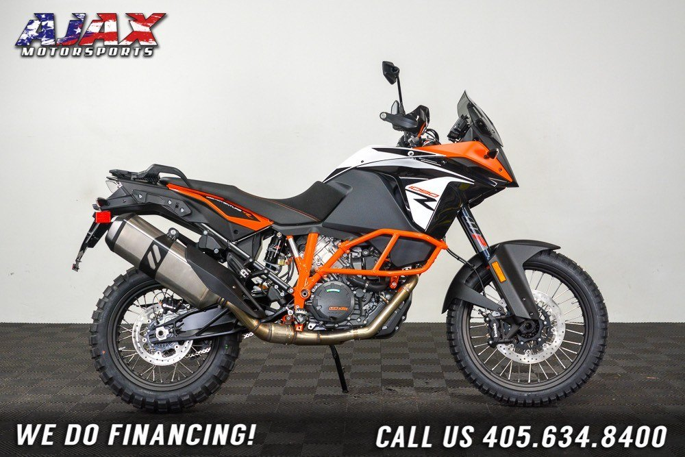 2019 KTM 1090 Adventure R in Oklahoma City, Oklahoma - Photo 3