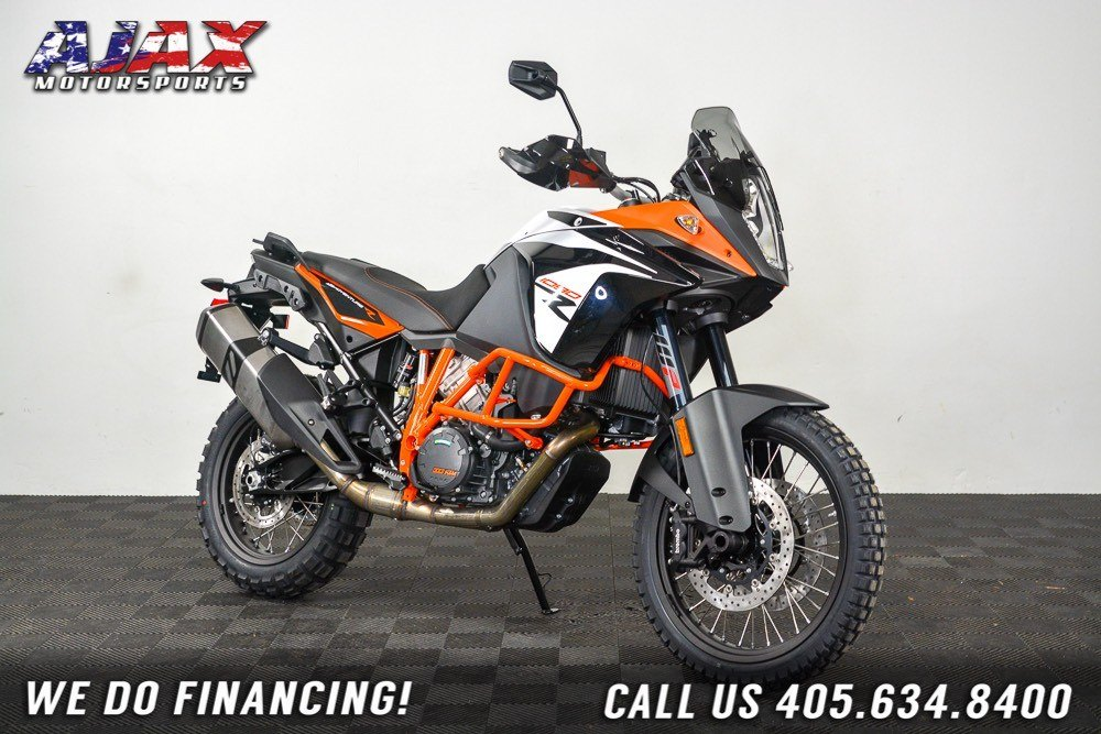 2019 KTM 1090 Adventure R in Oklahoma City, Oklahoma - Photo 4