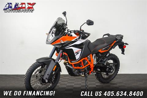 2019 KTM 1090 Adventure R in Oklahoma City, Oklahoma - Photo 1