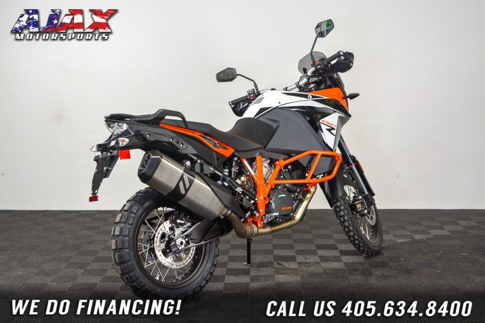 2019 KTM 1090 Adventure R in Oklahoma City, Oklahoma - Photo 7