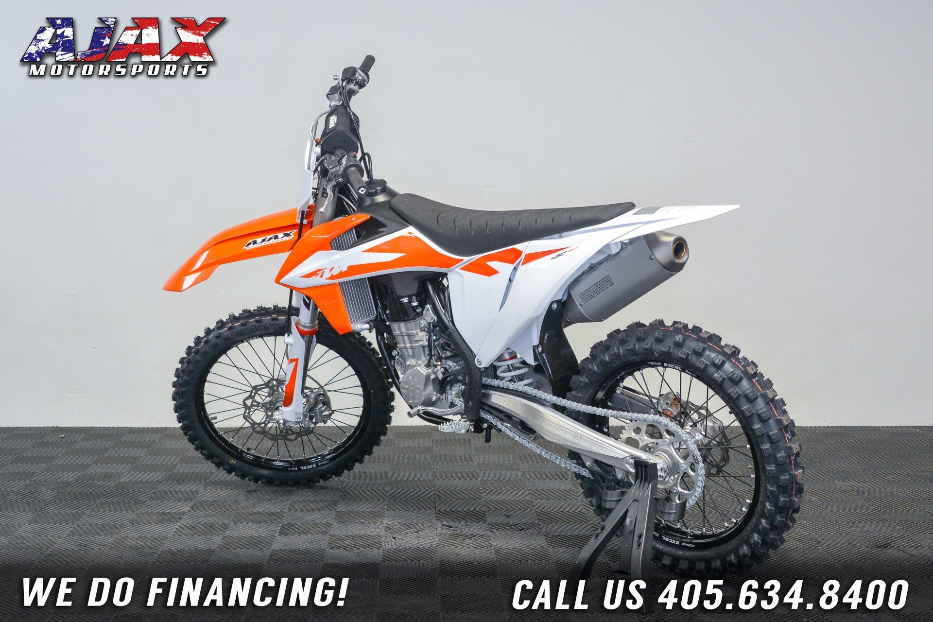 2020 KTM 450 SX-F in Oklahoma City, Oklahoma - Photo 4