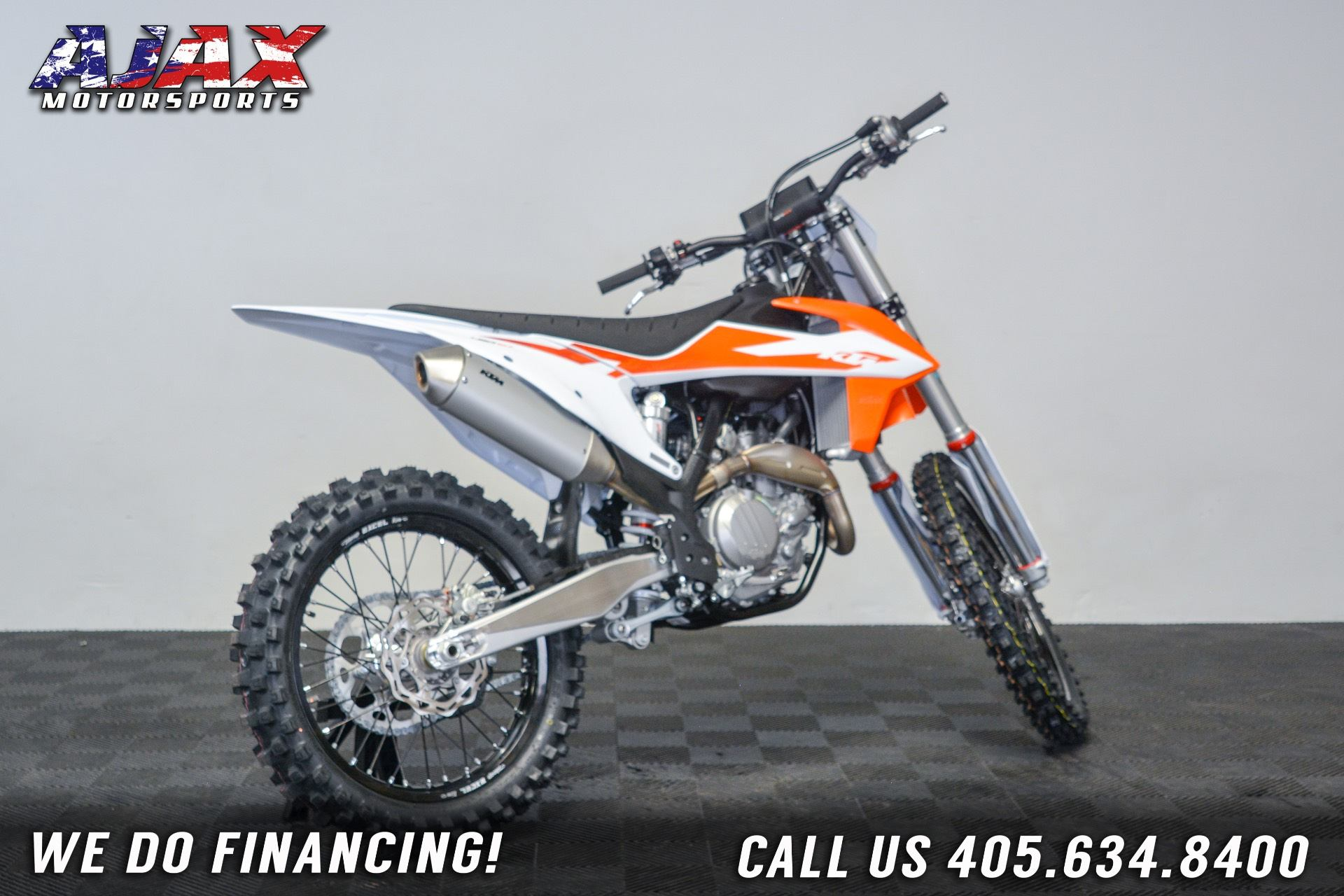 2020 KTM 450 SX-F in Oklahoma City, Oklahoma - Photo 5