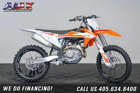 2020 KTM 450 SX-F in Oklahoma City, Oklahoma - Photo 3