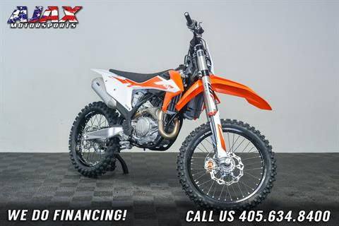 2020 KTM 450 SX-F in Oklahoma City, Oklahoma - Photo 6