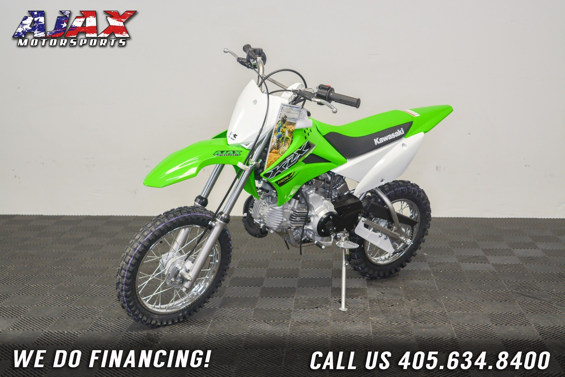 2020 Kawasaki KLX 110L in Oklahoma City, Oklahoma - Photo 3