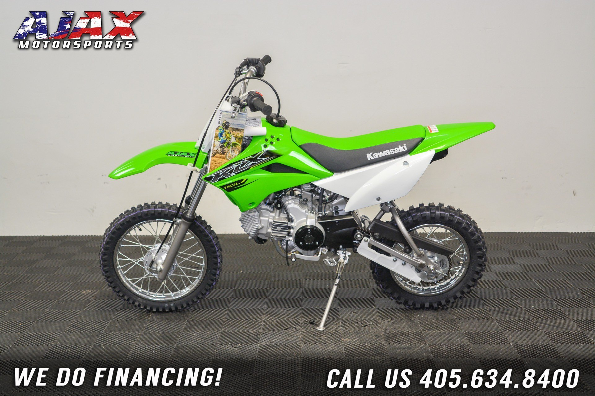 2020 Kawasaki KLX 110L in Oklahoma City, Oklahoma - Photo 4