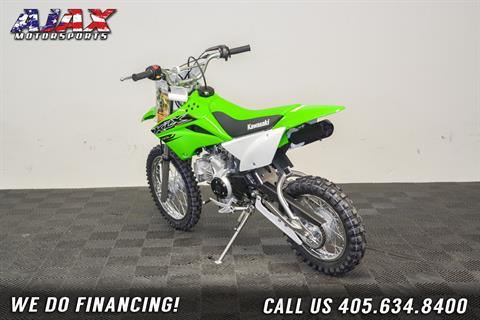 2020 Kawasaki KLX 110L in Oklahoma City, Oklahoma - Photo 5
