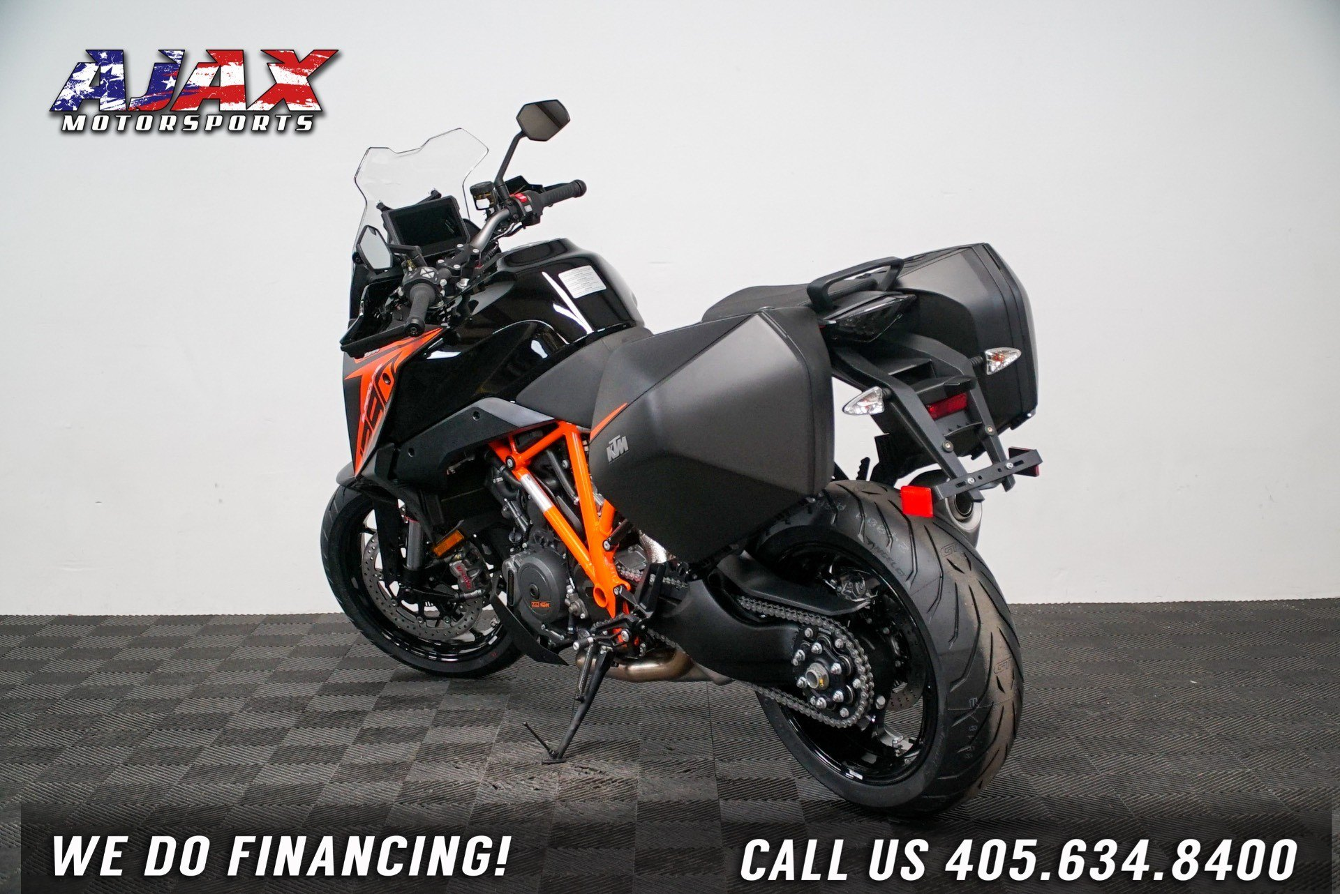 2020 KTM 1290 Super Duke GT in Oklahoma City, Oklahoma - Photo 7