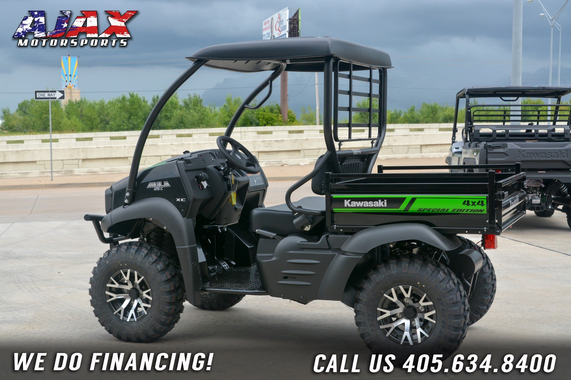2019 Kawasaki Mule SX 4X4 XC SE in Oklahoma City, Oklahoma - Photo 5