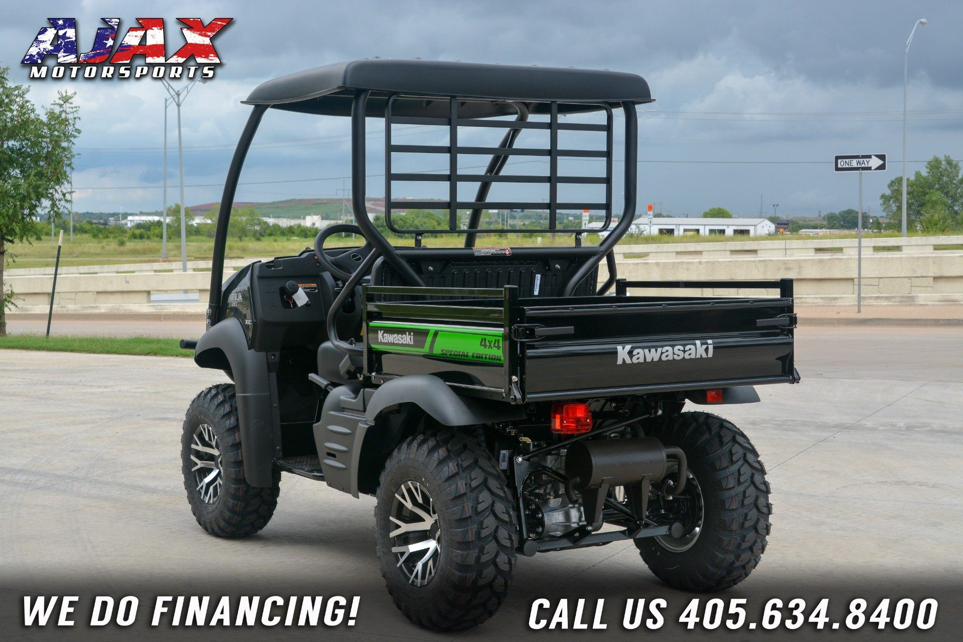 2019 Kawasaki Mule SX 4X4 XC SE in Oklahoma City, Oklahoma - Photo 6