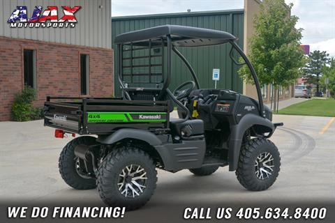 2019 Kawasaki Mule SX 4X4 XC SE in Oklahoma City, Oklahoma - Photo 8
